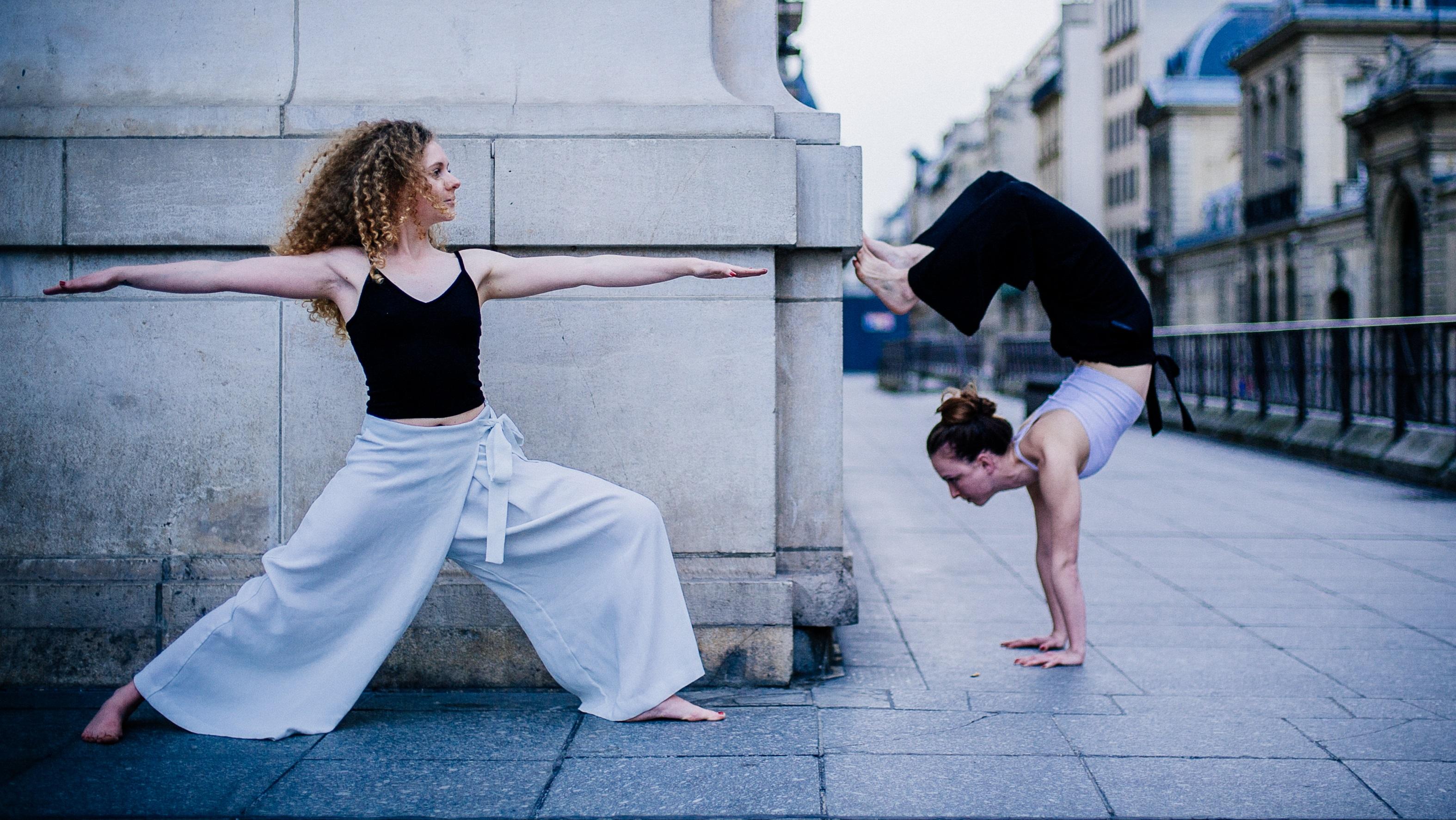 Urban YogaGraphy